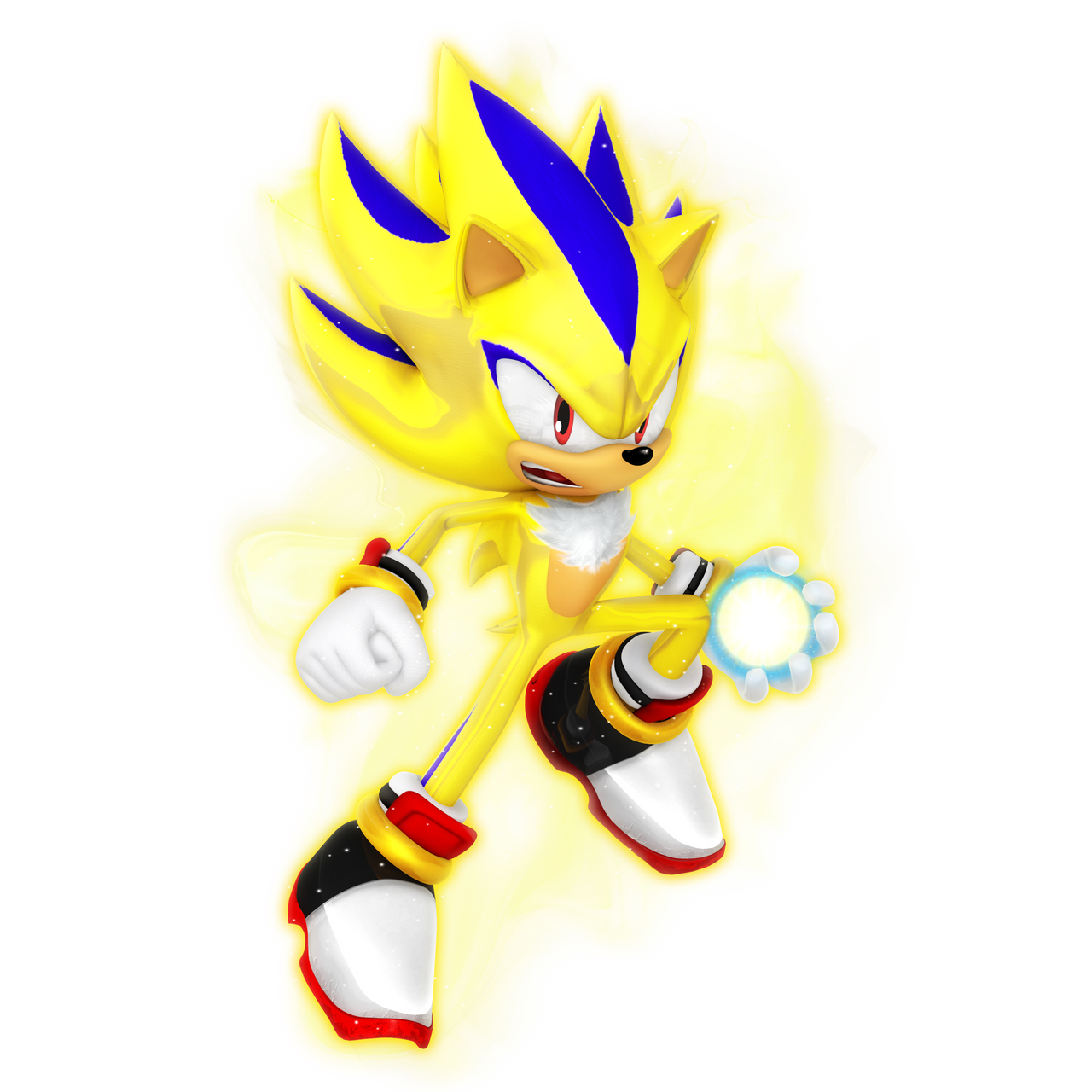 What If Sonic And Shadow Fused Super Sonow By Nibroc Rock On Deviantart Sonic And Shadow Sonic Super Shadow