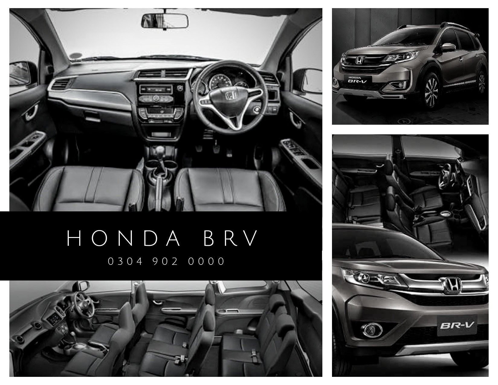 Honda Brv Car Hd Wallpaper