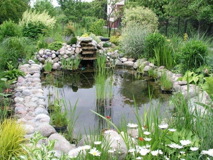 Gartenteich Anlegen Einen Tollen Gartenteich Selbst Anlegen Garten