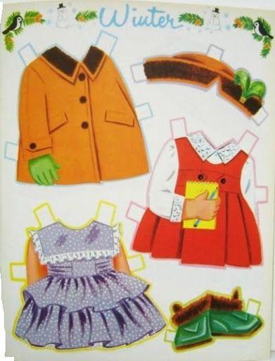 Paper Dolls~Betty – Bonnie Jones – Picasa Nettalbum