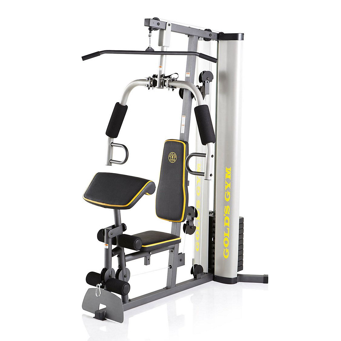 Gold S Gym Xrs 55 Home Gym Kohls In 2021 At Home Gym Workout Room Home Diy Home Gym