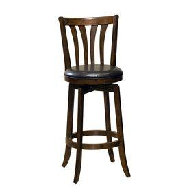Wondrous Hillsdale Furniture Savana Cherry 25 5 In Counter Stool 4495 Unemploymentrelief Wooden Chair Designs For Living Room Unemploymentrelieforg