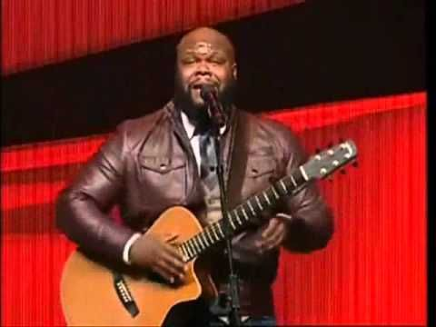 I love this guy!  Leon Timbo has an amazing gift of worship!
