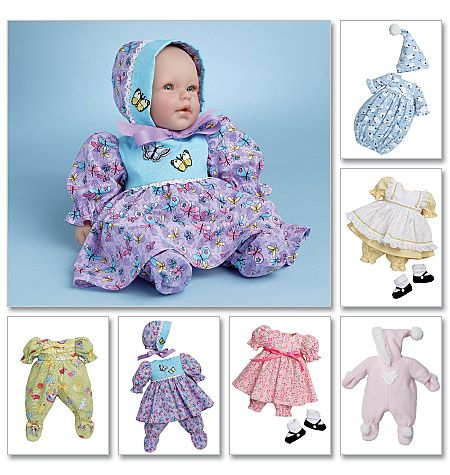 Baby Doll Clothes For Dolls 11 With Images Baby Alive Doll Clothes Baby Doll Clothes Patterns Baby Doll Clothes
