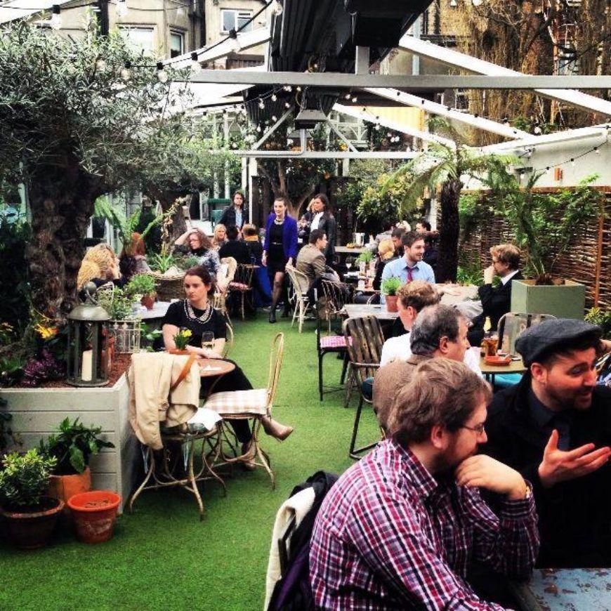 11 of the best city centre beer gardens in dublin beer