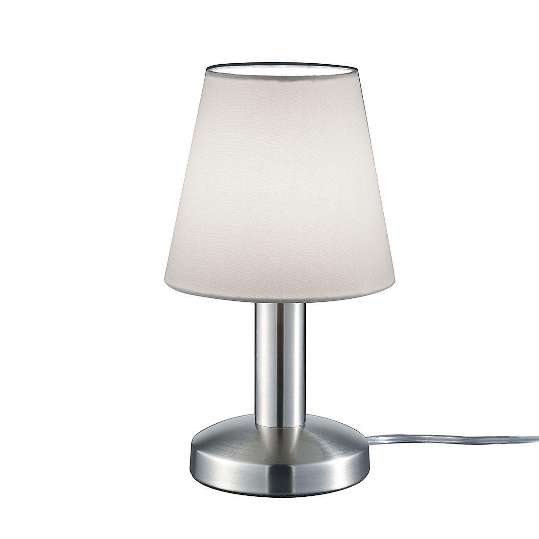 Eek A Tischleuchte Touch Me Nickel 1 Flammig Lux Online Kaufen Bei Woonio Lampe Nachttischlampe Tischleuchte