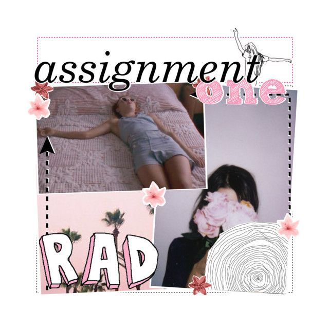 """""""tip course / assignment one ;; lauren"""" by sunlight-path-academy ❤ liked on Polyvore featuring art and laurenscooltips"""