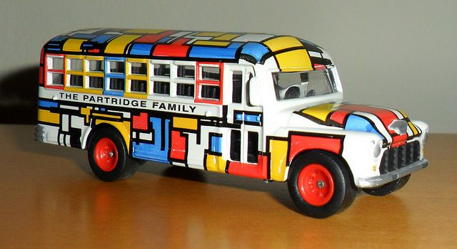 The Lost History Of The Partridge Family Bus With Images