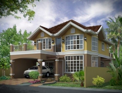 My Home Design Dream Home House Design House Home