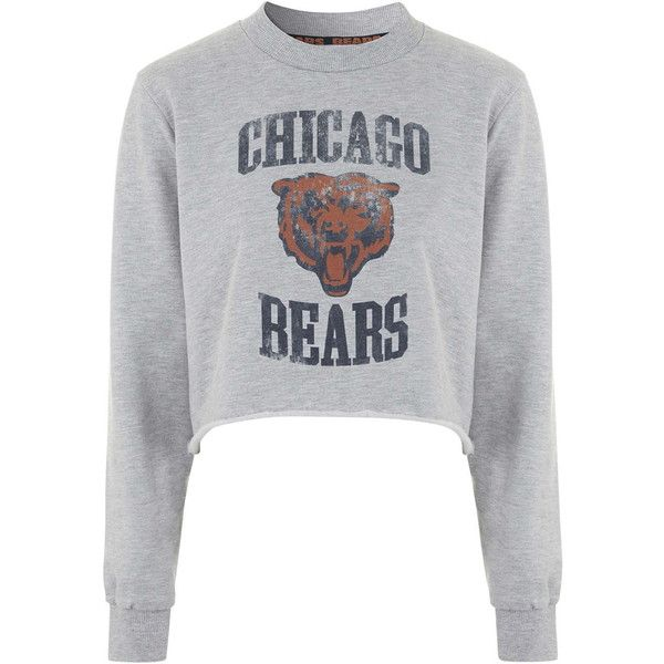 huge selection of 3cc80 b3527 TOPSHOP Chicago Bears Sweatshirt by Tee & Cake ($58 ...
