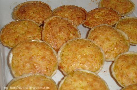 Receita de Pastéis de Águeda | Doces Regionais | Bolachas ...