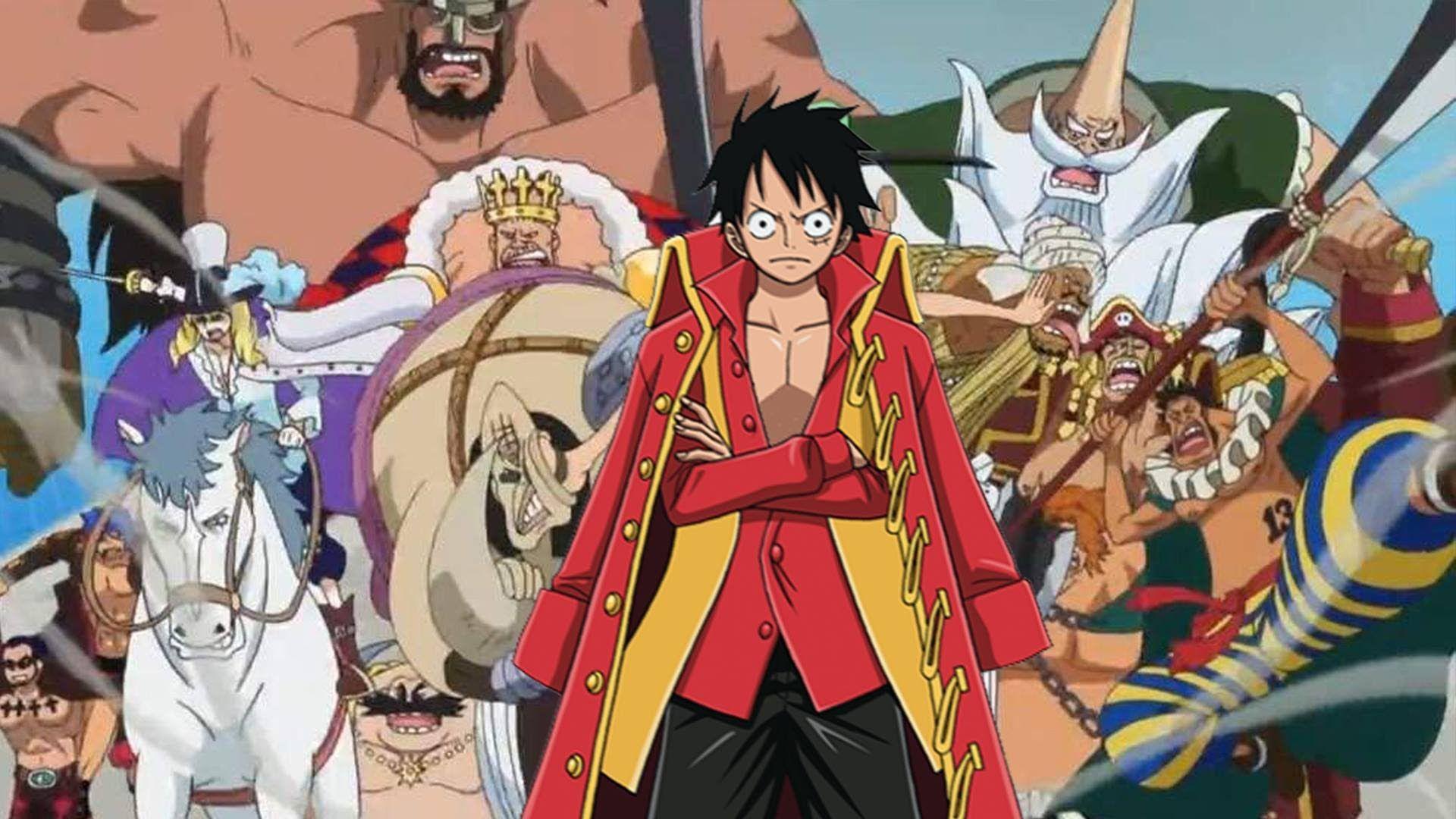 One Piece 800 Manga Chapter ワンピース Review Luffy's Fleet