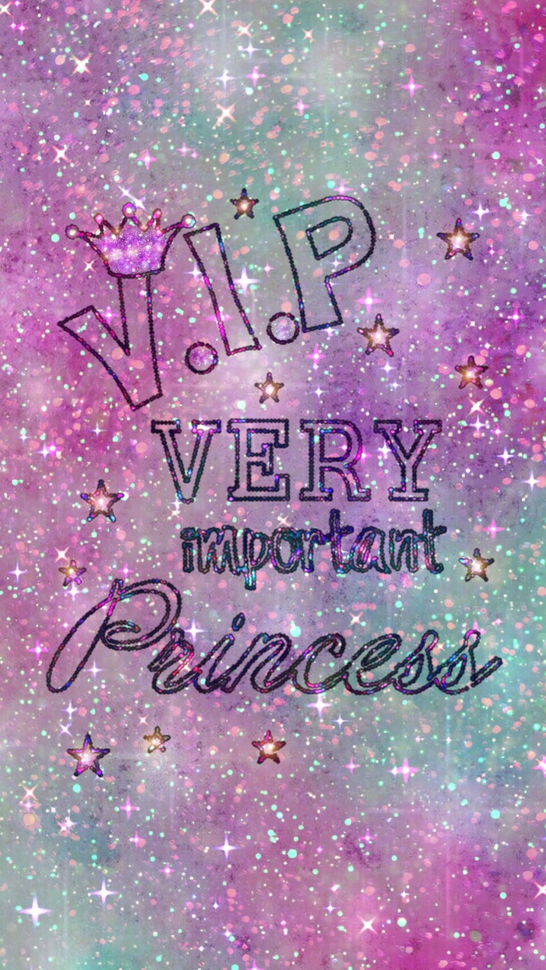 V I P Galaxy Made By Me Purple Sparkly Wallpapers Backgrounds Sparkles Glittery Pink Wallpaper Girly Iphone Background Glitter Pink Wallpaper Android