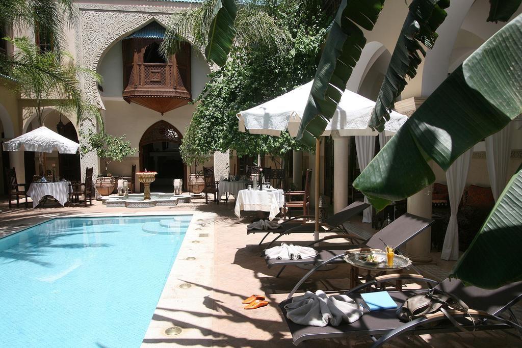 Demeures D Orient Marrakech Note Tripadvisor Et Booking Pour Ce Riad