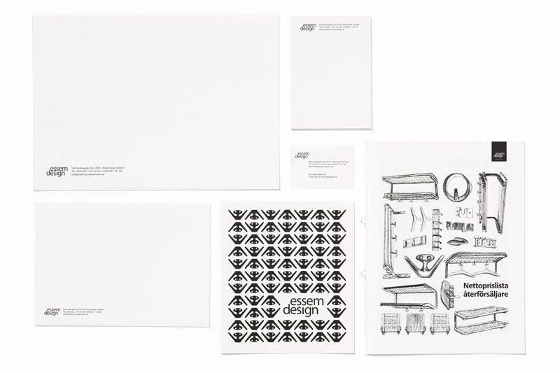 Bedow — Examples of Work — Identity, Essem Design
