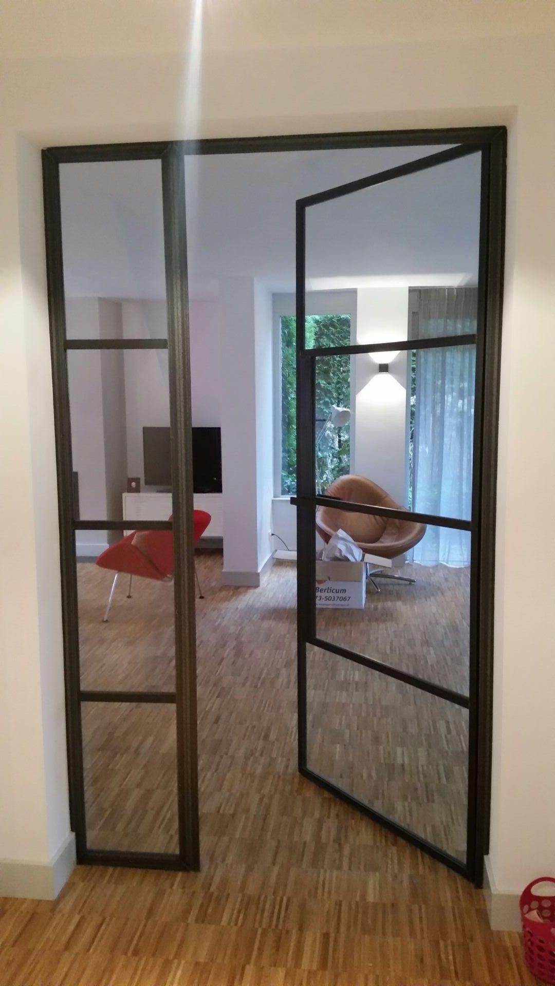 Voorbeelden stalen deuren van Metaal en Interieur, wilt u ook zo\'n ...