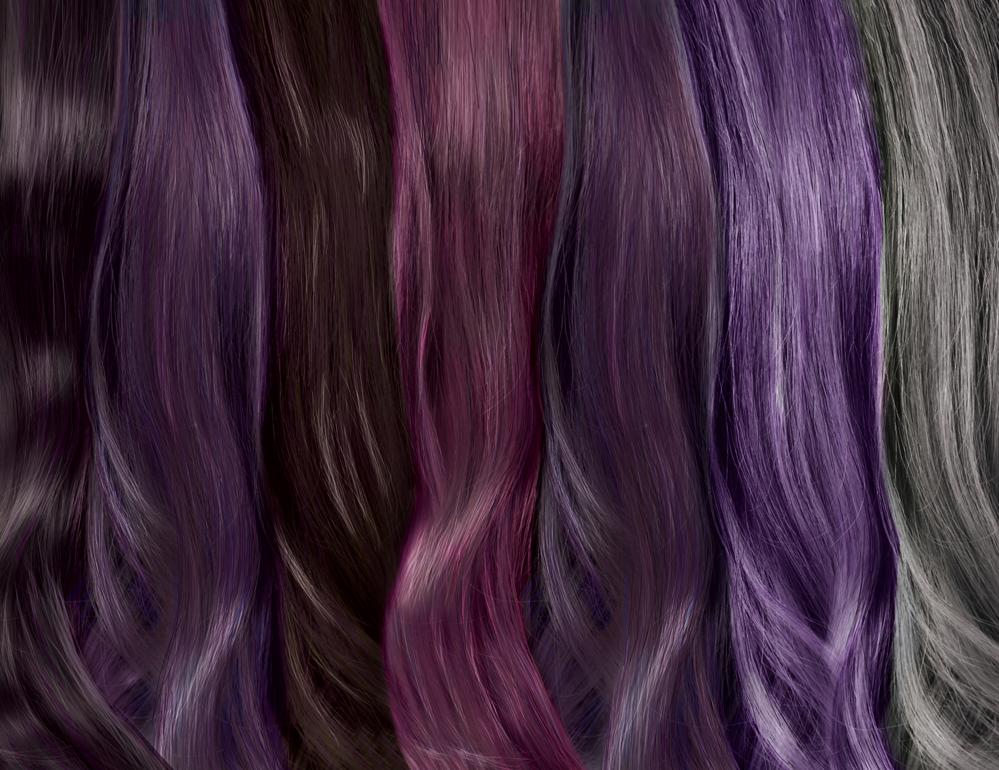Color Brilliance Purple