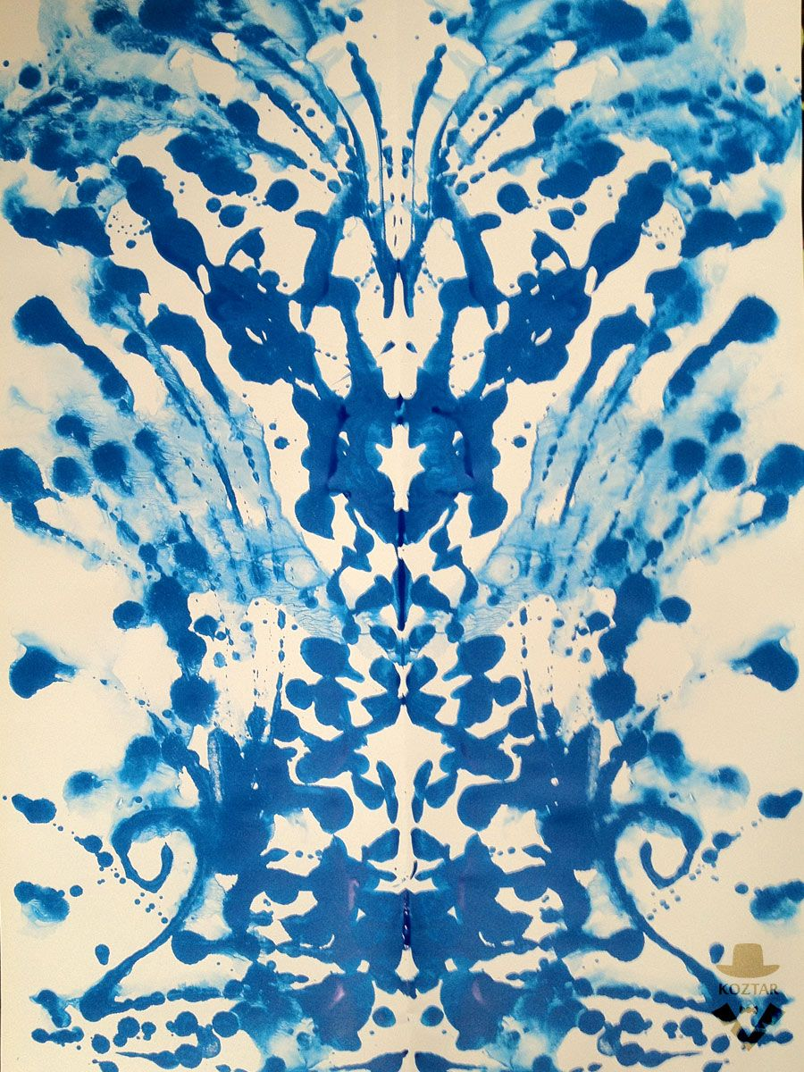 art      painting      rorschach      test                                                                                                                                                                                 More