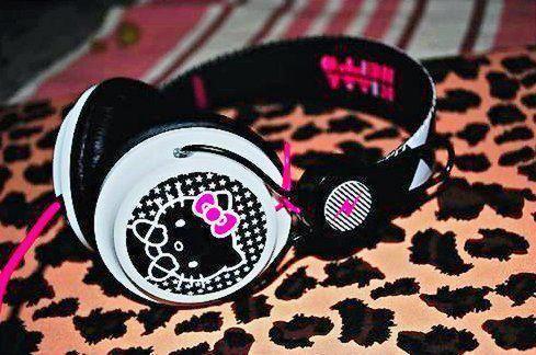 Headphones :)