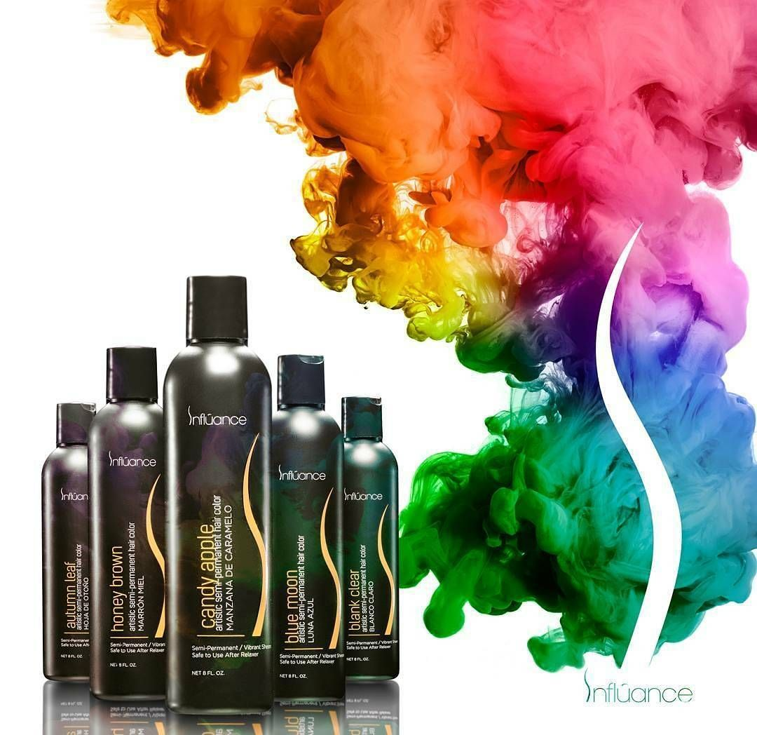 Have You Tried Our Semi Permanent Hair Color Products Yet