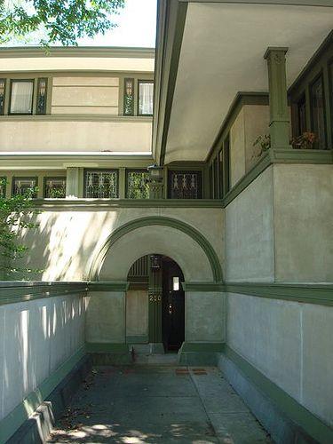 Thomas House - FLLW