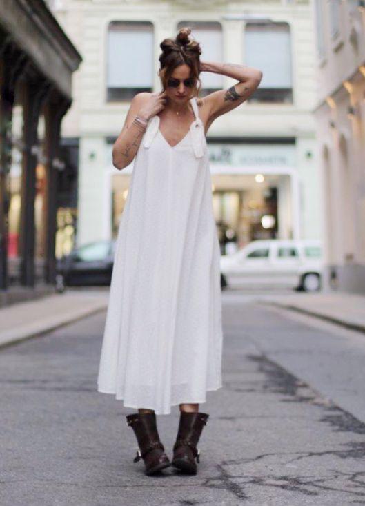 long dress, kimono & co - trends to come | lange kleider