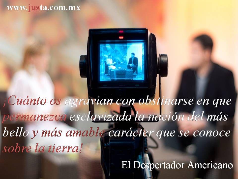 """¡Cuanto os agravian...!  Fragmento tomado de """"El periodismo durante la guerra de Independencia"""" de Emmanuel Carballo (Jus 2010)"""