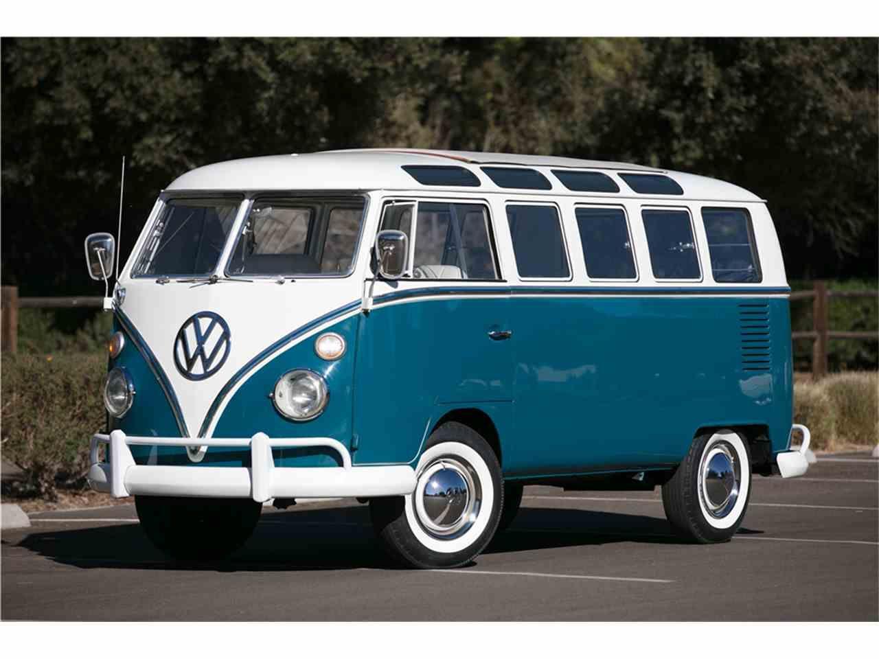 1965 Volkswagen Bus Cc 1047609 Volkswagen Transporter Und