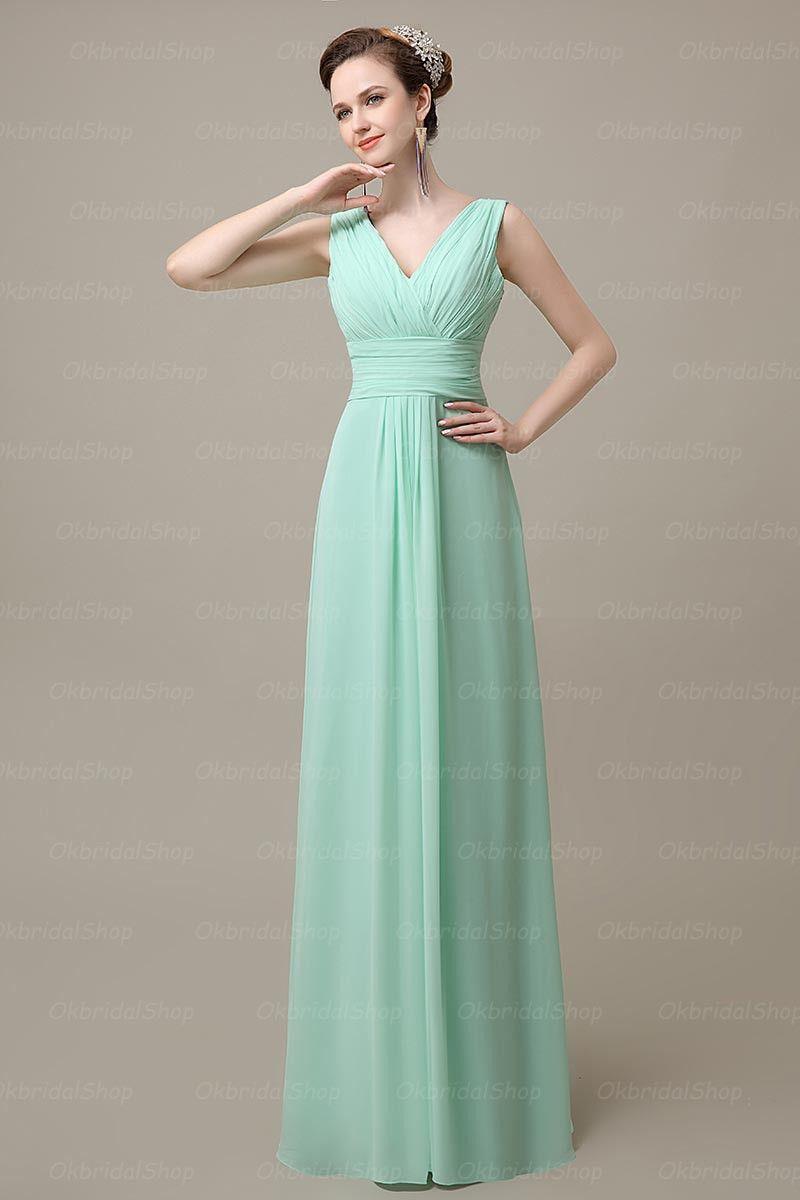 Aqua sleeveless v neck vintage bridesmaid dress vintage aqua sleeveless v neck vintage bridesmaid dress ombrellifo Images