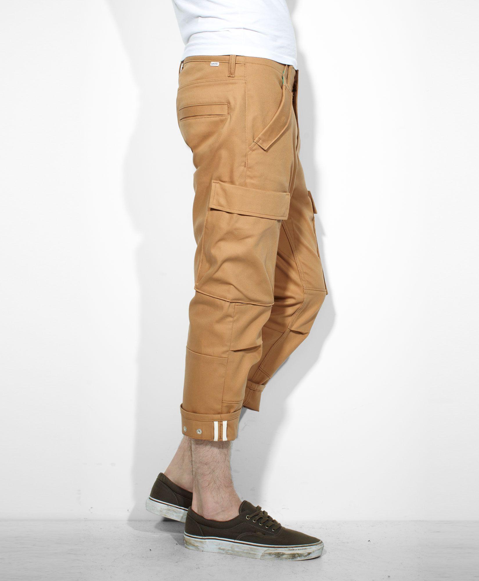 11d7e0810c9 Levis Commuter Cargo Pants - Tobacco Brown - Pants | Men's fashion ...