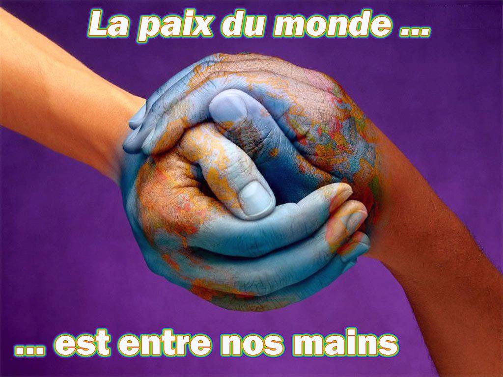 """Résultat de recherche d'images pour """"la paix dans le monde"""""""