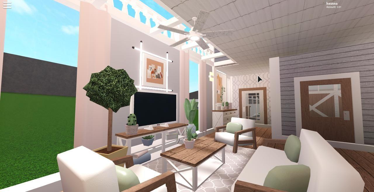 Aesthetic Baby Room Bloxburg