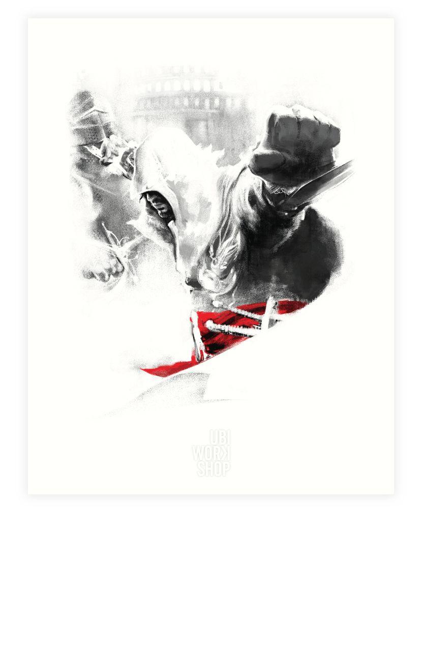 Assassins Creed Artwork Assassins Creed Art Assassins Creed