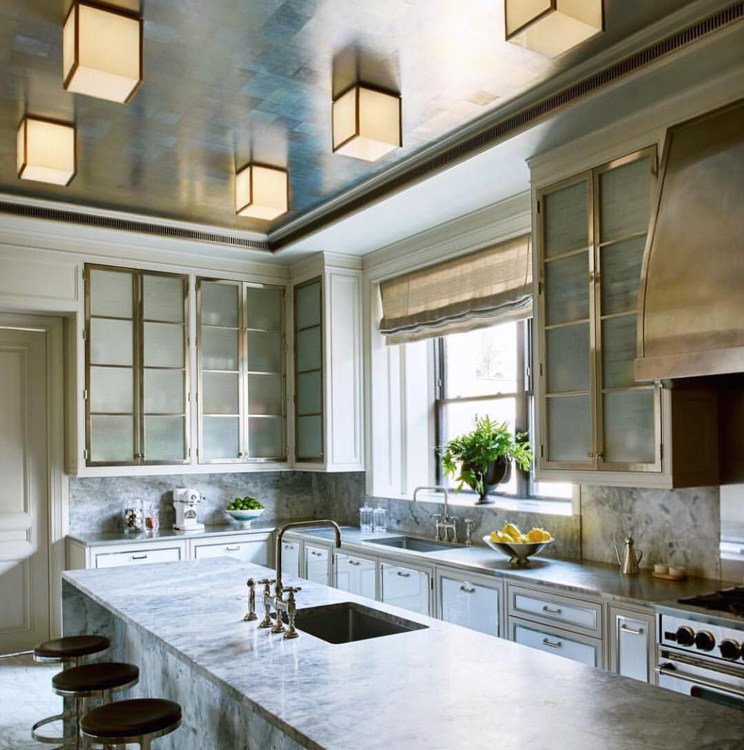 Ooh We Love This New York Kitchen By Ad100designer