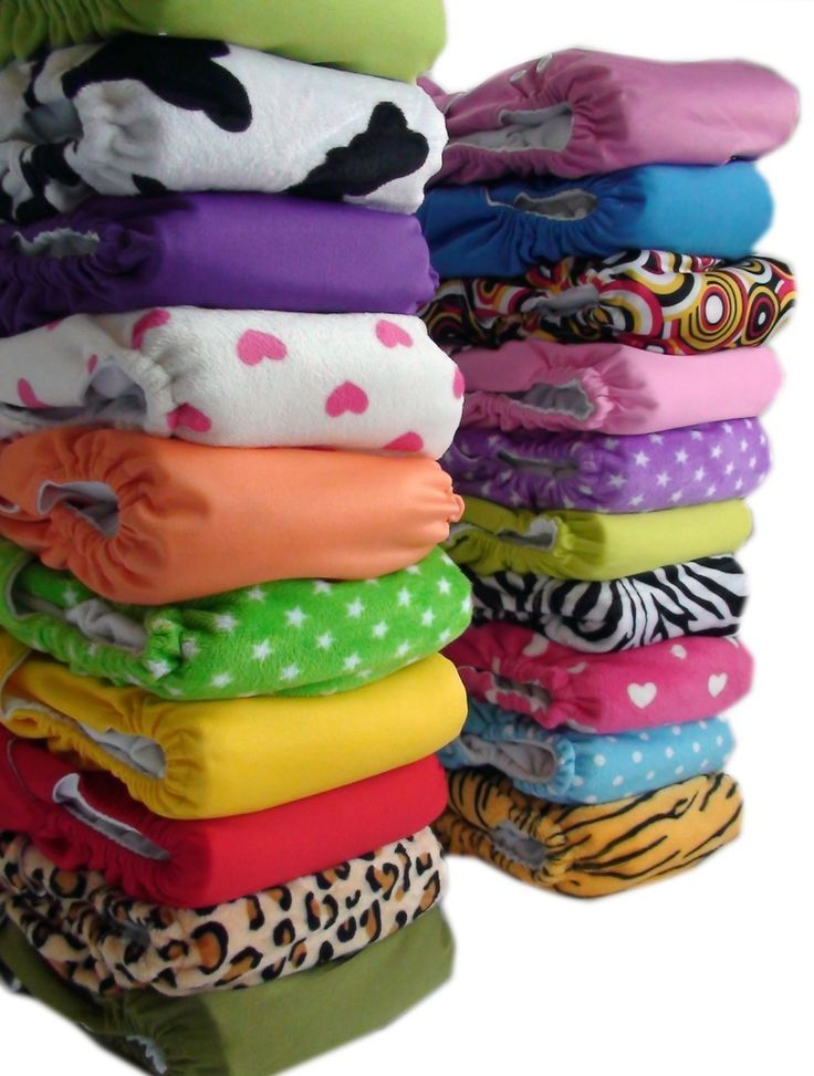 Cute Cloth Diapers For Under 10 Go Green Pocket Diapers