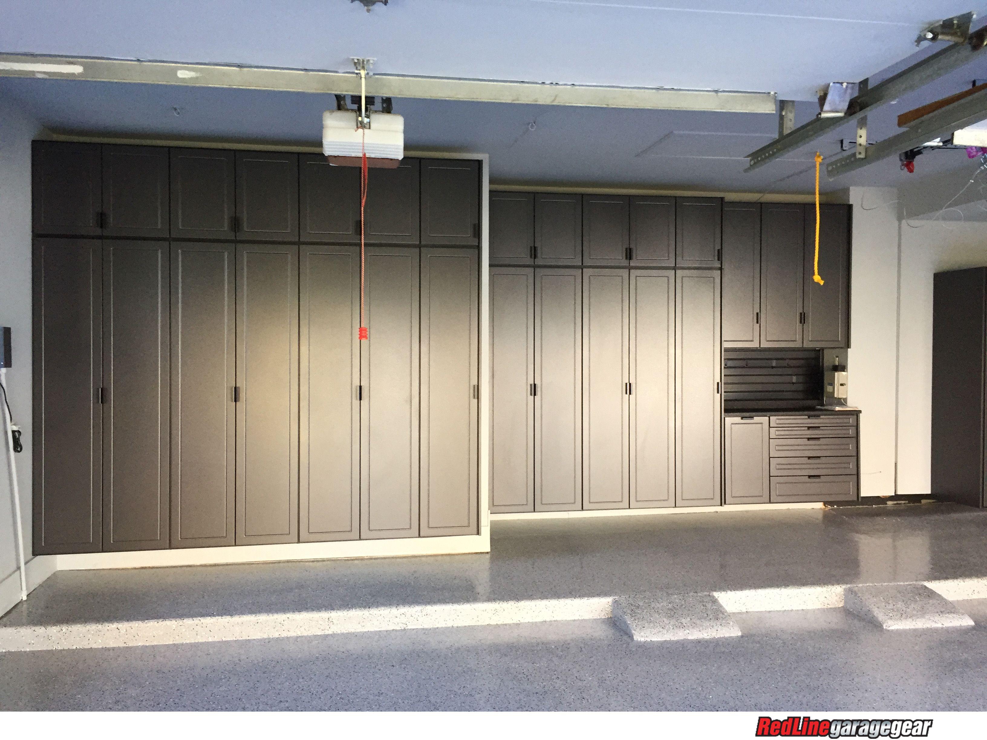 Redline Garagegear Manufactures The Finest Garage Organizer Design