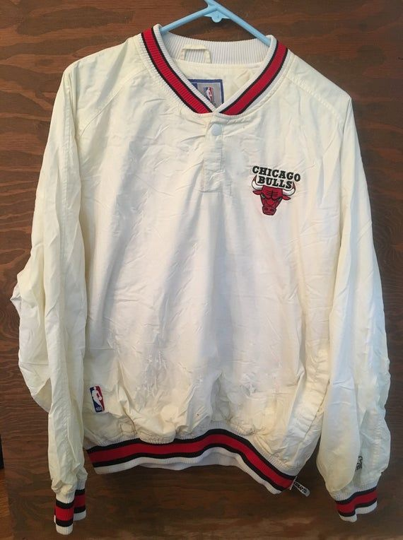 Vintage 90s Chicago Bulls 1990s Starter NBA Basketball