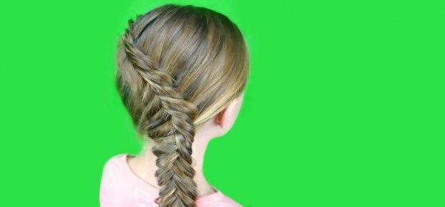 40 Fishtail Braid Hairstyles To Inspire # fishtail Braids casual Fishtail Braid Hairstyles To Inspire