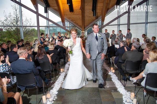 Exploration Place Wichita Ks Wedding Venue