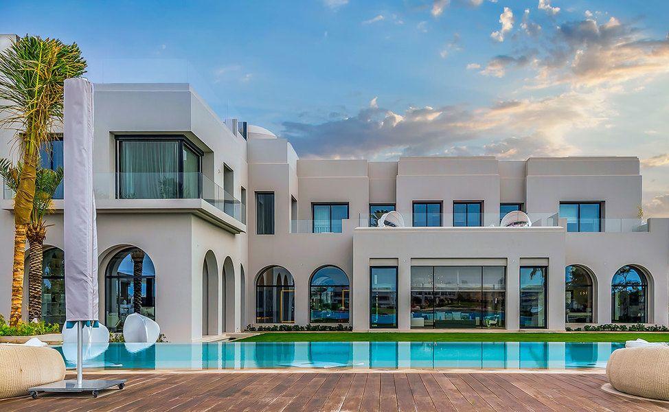 Дубай большой дом пластическая хирургия в дубаи