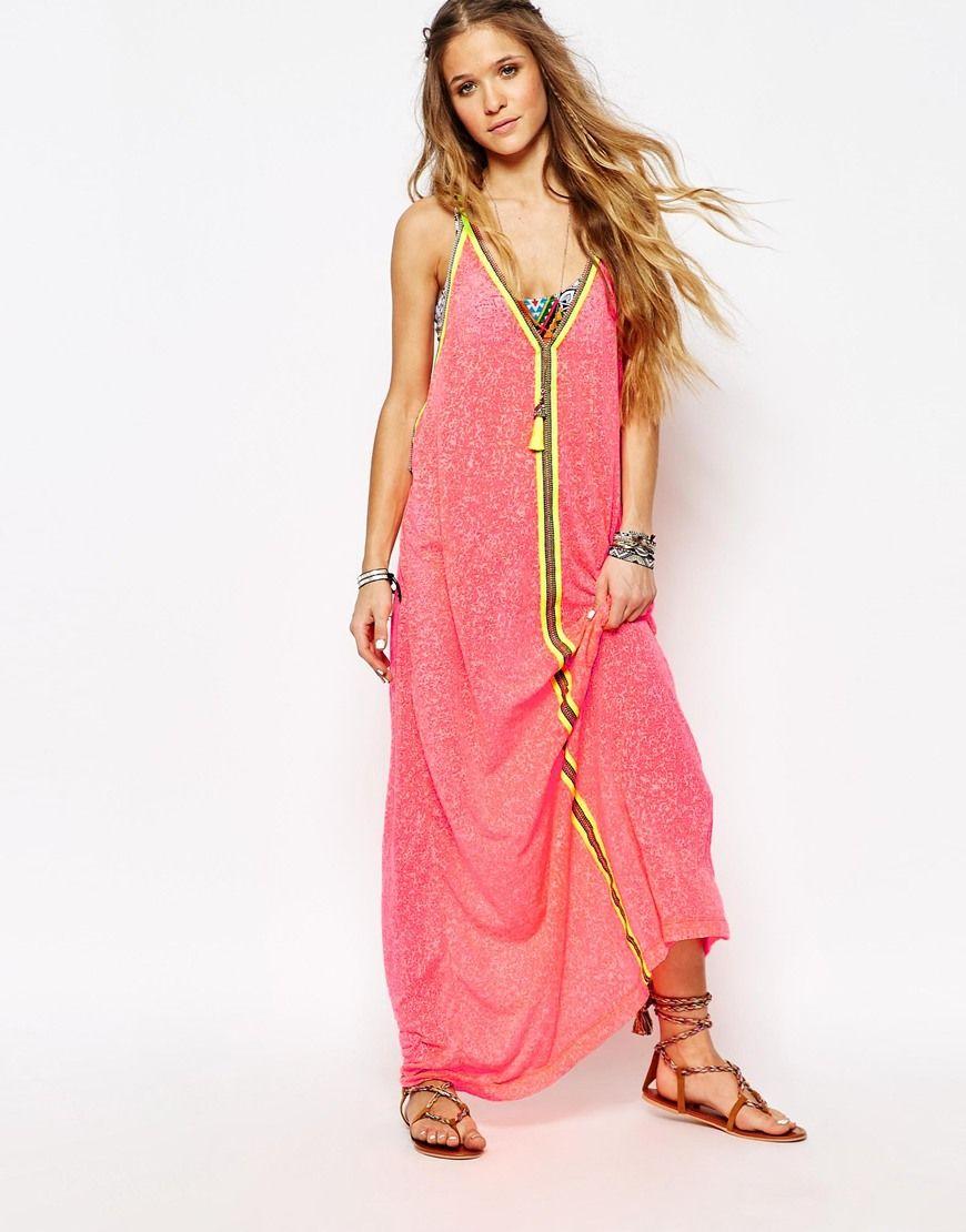 Pitusa Inca Beach Dress Dresses Beachwear For Women Beachwear