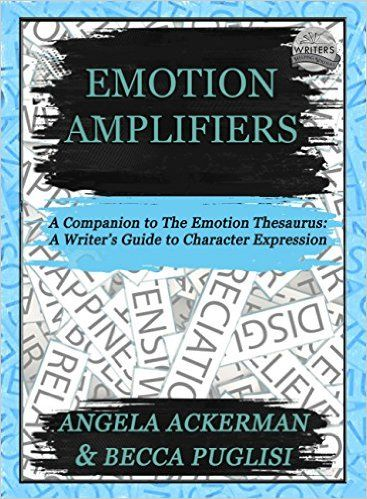 Emotion Amplifiers - Kindle edition by Angela Ackerman, Becca Puglisi. Reference Kindle eBooks @ Amazon.com.