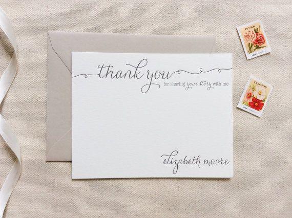 Letterpress Business Note Cards Stationery I Want Letterpress