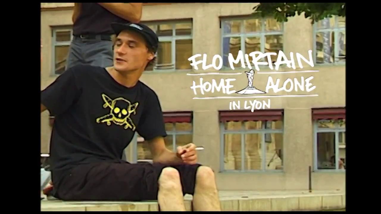 "Flo Mirtain's ""Home Alone"" Part"