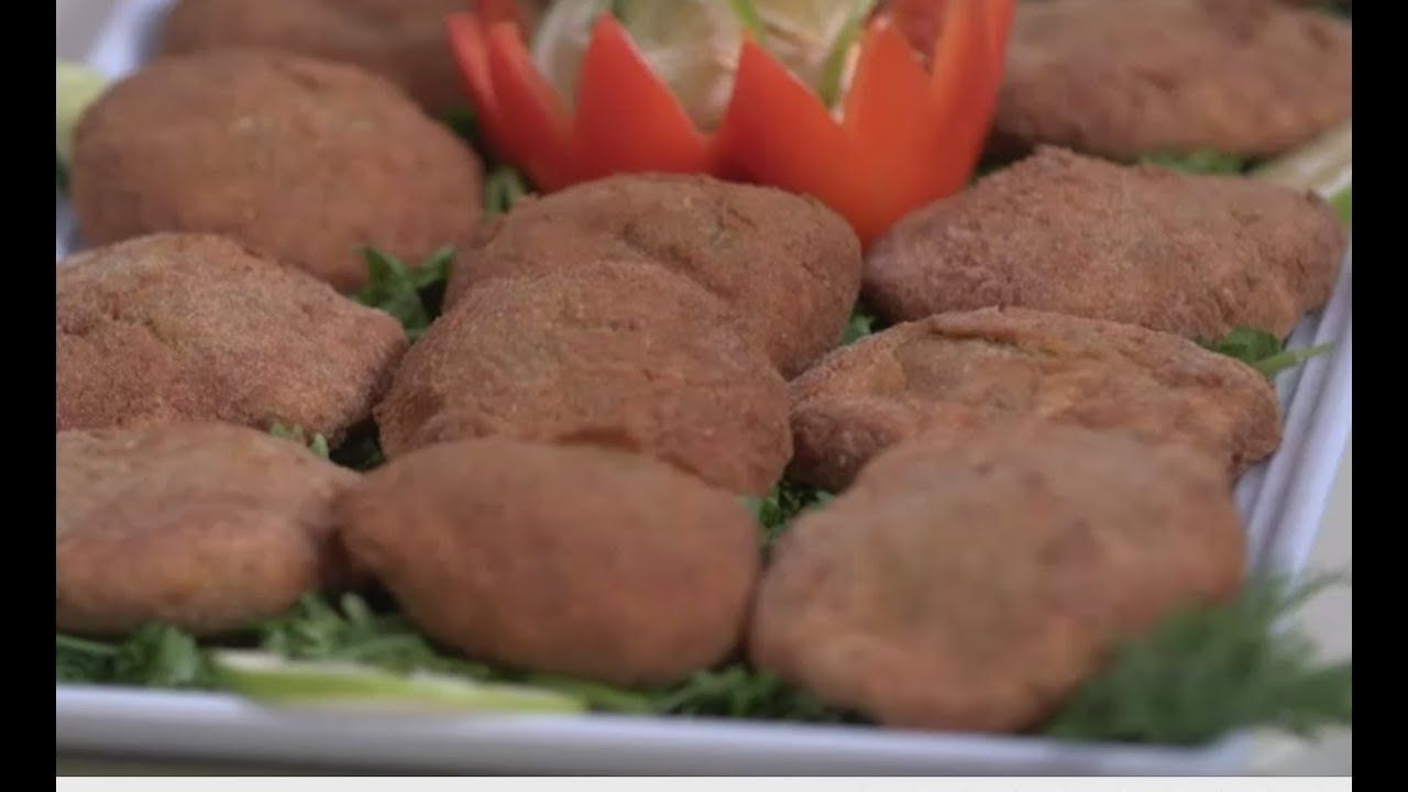 طريقه عمل كفتة السمك فاطمه ابو حاتي العزومه Pnc Food Youtube Seafood Recipes Food Recipes