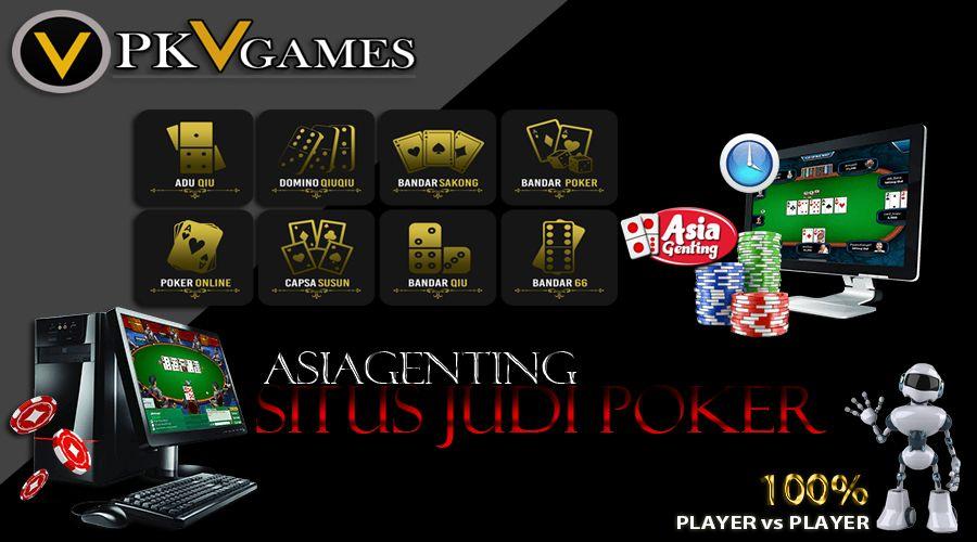 Cara Menjadi Pro Poker Online Poker V Games Online