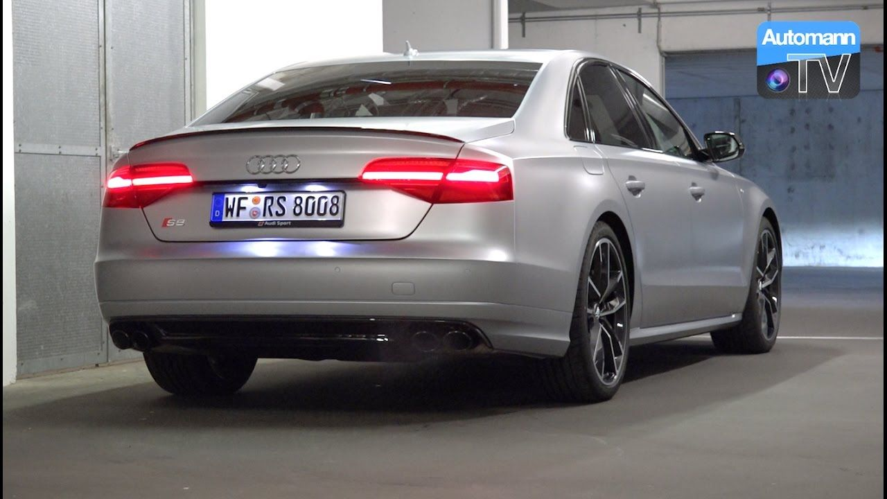 Audi S8 Plus 2016 In Depth Review Interior Exterior