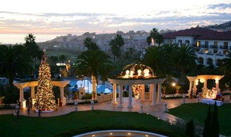 Christmas at the Ritz Carlton in Laguna Niguel/Dana Point | Laguna ...