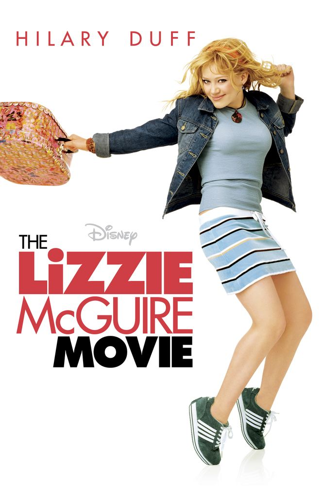 Image result for poster lizzie mcguire movie