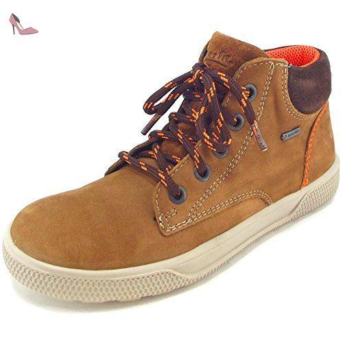 Superfit Gore-Tex Swagy, Chaussure de ville mixte enfant, brun (muskat/